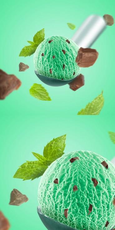 Mint & chocolate