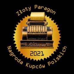 Złoty Paragon dla lodów Świderek