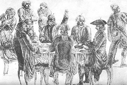 XVII - XVIII w.