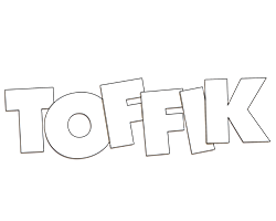 Toffik - śmietankowy z sosem toffi w czekoladzie