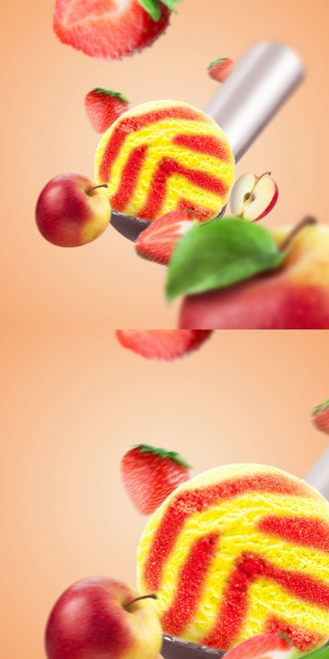 Apple-stawberry