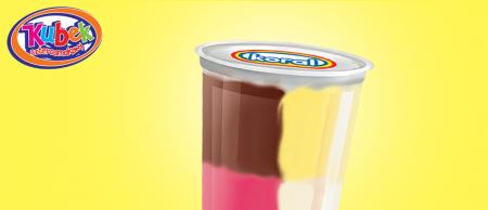 Śmietankowo-truskawkowo-cytrynowo-czekoladowy