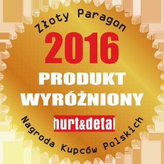 Złoty Paragon 2016