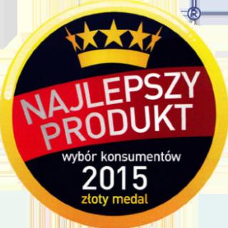 Najlepszy produkt 2015 - wybór konsumentów